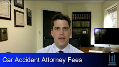 Car Accident Attorney Fees- Contingency fee's explained by Car Accident Attorney John Kelly