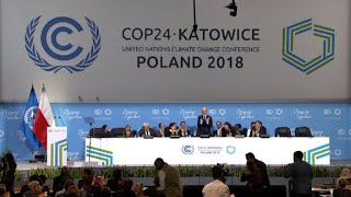 Nations agree on rulebook for Paris climate treaty