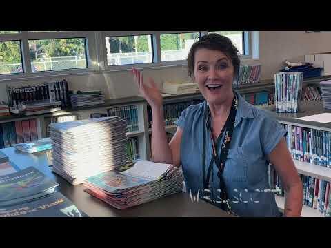 Newhall Elementary School Weekly Video Updates! Week #4