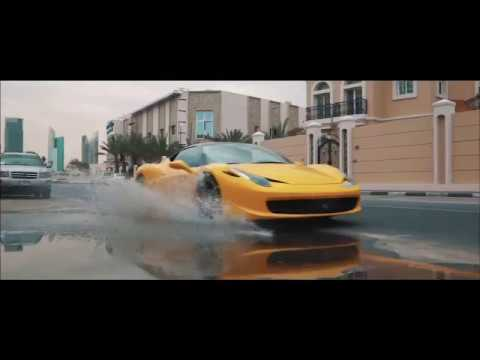 Limitless Car Hire Dubai Ferrari 458