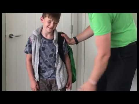 School backpack check from Reflex Spinal Health