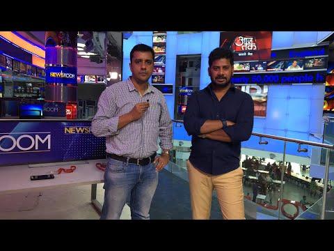 LIVE – Rain set to disrupt 4th Ind-Aus ODI In Bangalore | Sports Tak