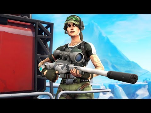 21 Elims | New Silenced Sniper!
