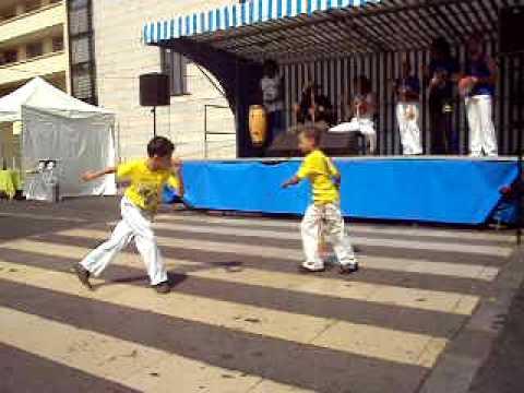Escola de Capoeira União : Biennale des associations Villeurbanne 1