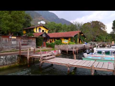 Adventure in Guatemala (Lake Atitlán and Antigua)