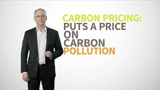 Climate change is costing us. Carbon pricing works.