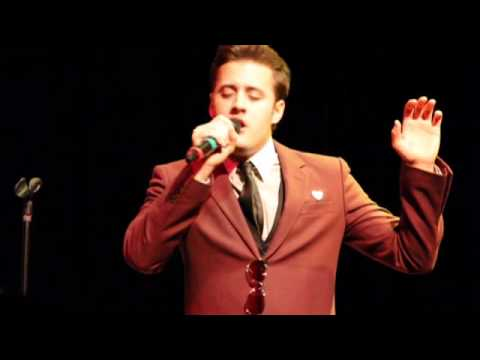 Nick Pitera  A Whole New World & Dont Stop Believing   In Concert