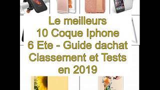 Le meilleurs 10 Coque Iphone 6 Ete – Guide d'achat, Classement et Tests en 2019