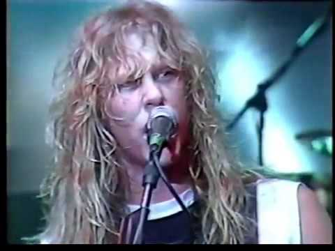 Metallica  Fade To Black Metal Hammer Festival 1985