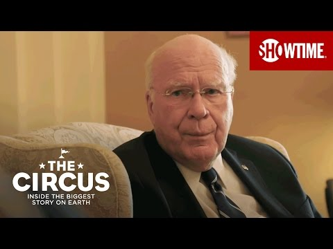 Senator Patrick Leahy Wants Real Answers from Neil Gorsuch  | THE CIRCUS | SHOWTIME