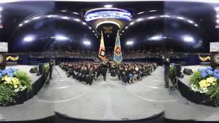 Michigan Engineering Graduation 2017 - 360 video