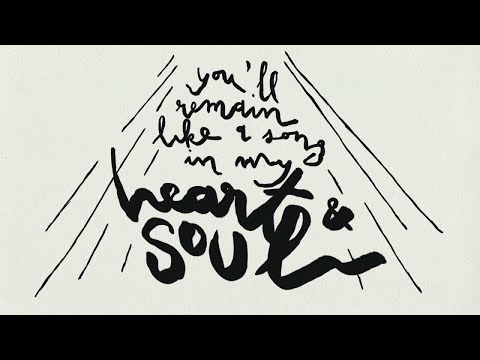 Roseaux Ft. Olle Nyman - Heart & Soul (letter Version) [lyrics Video]
