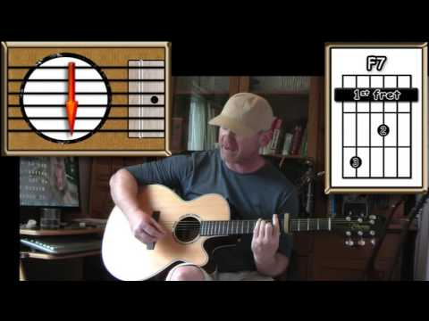 Forever Autumn - Justin Hayward - Acoustic Guitar Lesson (easy - ish)