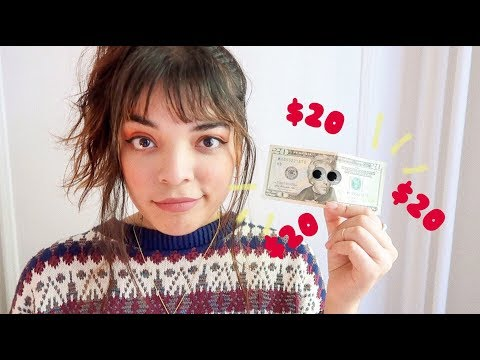 What Can $20 Get You At A NYC Thrift Store? (Vlog & Haul) | Thrifty Thursdays no.1