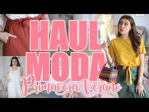 HAUL MODA PRIMAVERA/VERANO 2018 | Zara, Mango, LODI...| Angicupcakesblog