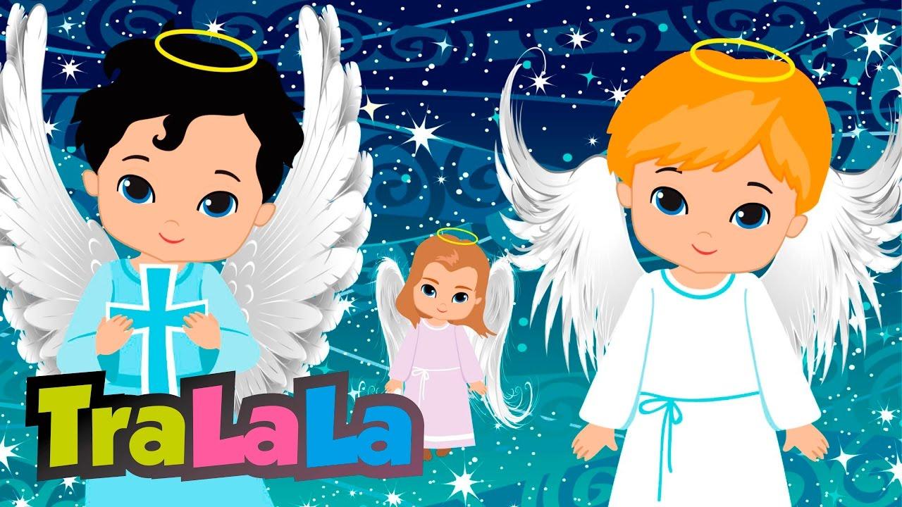 În seara de Moș Ajun - Colinde de iarnă pentru copii | TraLaLa