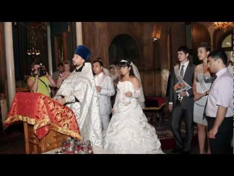 Слайд-шоу (Венчание в...
