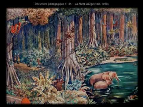3/3 Le processus de l'évolution biologique : Ecologie moléculaire et biographie des espèces