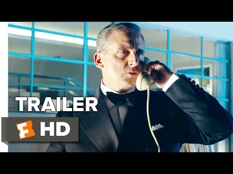 Café Society TRAILER 1 (2016) - Steve Carell, Kristen Stewart Movie HD