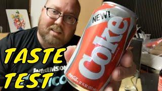 NEW COKE - As Good as I Remember? | Taste Test