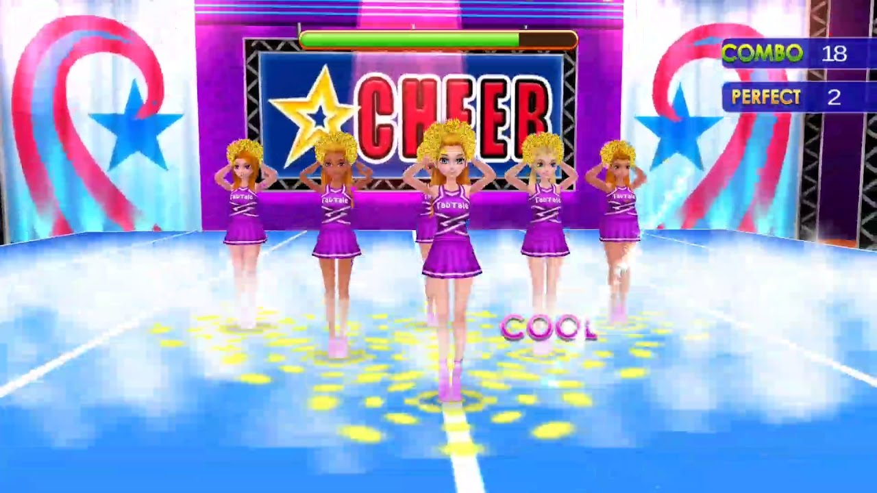 Cheerleader Dance Off Squad - Android gameplay Coco Play By TabTale | Best  Kids Apps TV