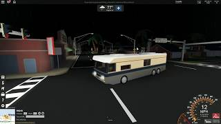 Tenzin911 plays Roblox - Ultimate Driving Westover: Tenzin Gets the RV!