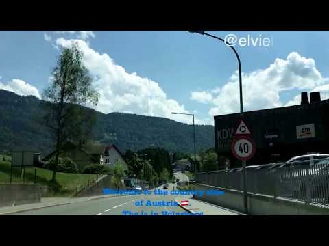 VORALRBERG - The country side of Austria