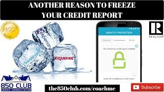 Should You Lock Your Credit Report Or Freeze For Free -VS,Monitoring Services,MyFICO,CreditKarma,APR