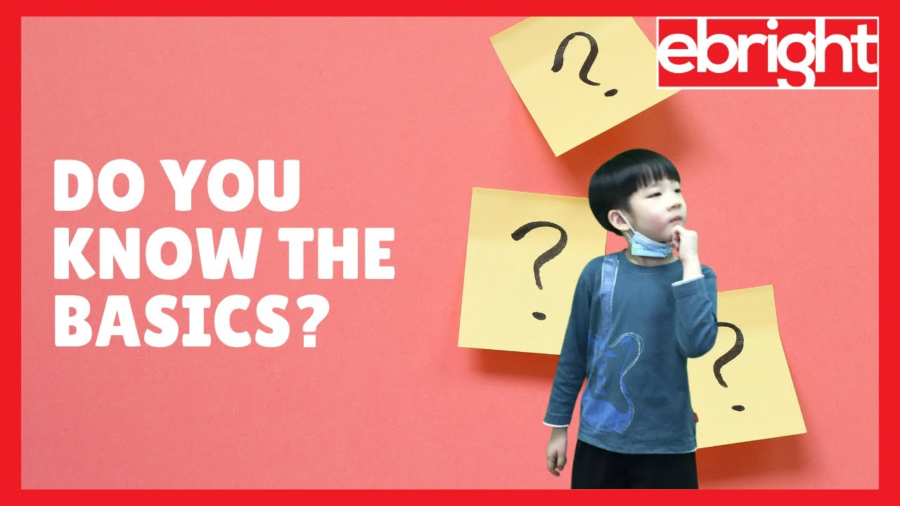 What Kids Say | Basic Public Speaking Skills