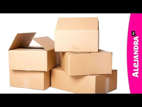 Moving Tips: Unpacking Boxes
