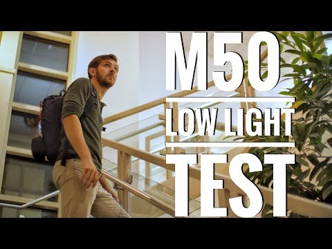 Canon M50 Low Light ISO Performance   How High Can You Go?