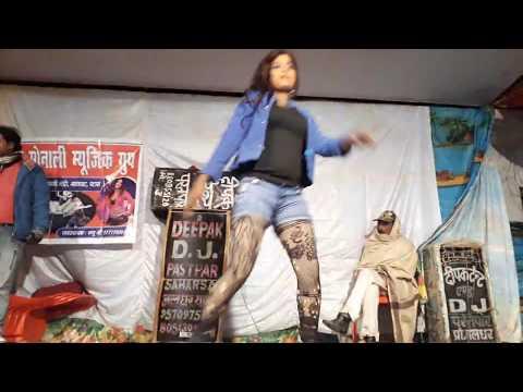 AC AC AC Full Hd Video Gana Best Bhojpuri Arkestra Dance Program 2018