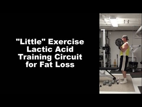 "lactic-acid-fat-loss-training-using-the-""little""-exercises-for-shoulders,-biceps-and-triceps"