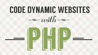 Understanding $_POST [#41] Code Dynamic Websites with PHP