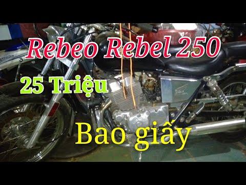 Rebel 250cc 25 triệu bao giấy tờ 0937602124 | Ngố Nguyễn
