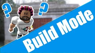 Build Mode Explained • Roblox: BloxBurg