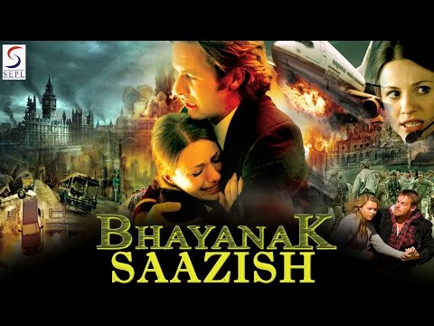 Bhayanak Saazish - Dubbed Hindi Movies 2016 Full Movie HD l David Janer Javier Gutiérrez Francis