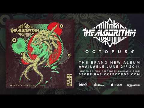 THE ALGORITHM - octopus4 (Official HD Audio - Basick Records)