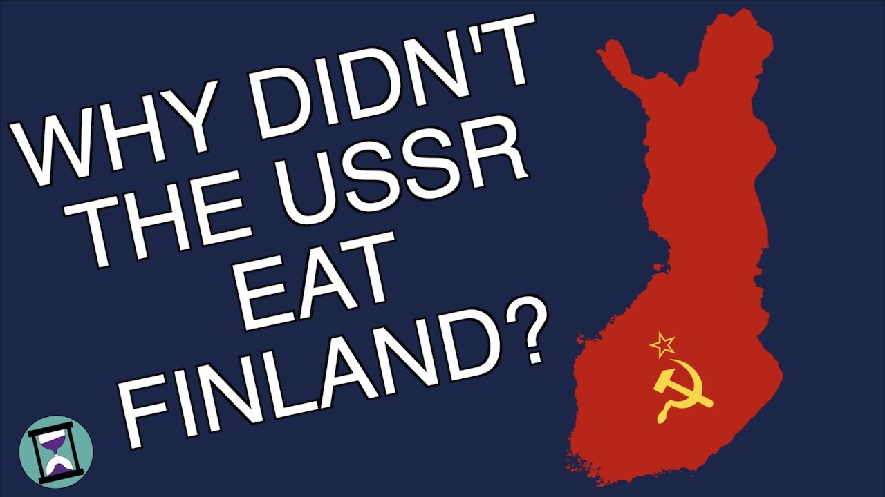 Why didn't the USSR Annex Finland (Short Animated Documentary)