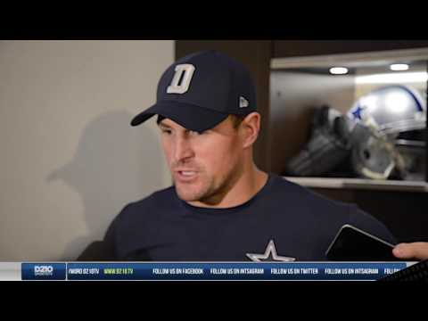 Jason Witten 11,447 Receiving Yards, 2nd on Cowboys All Time List