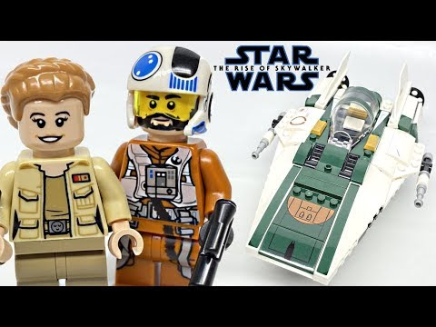LEGO Star Wars Elite Praetorian Guard Battle Pack review! 2019 set 75225! from YouTube · Duration:  4 minutes 4 seconds