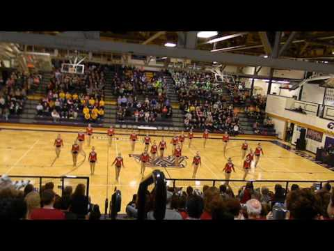 LQPV-DB Dance Team High Kick 2017