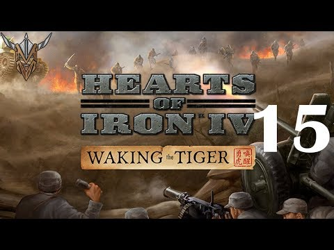 Preview Hearts of Iron IV | Waking the Tiger | Nationalist China | 15