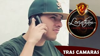 Real El Cero 7 - Freestyle (En plena luz del dia) [Tras Camaras] @Leviatham_INC