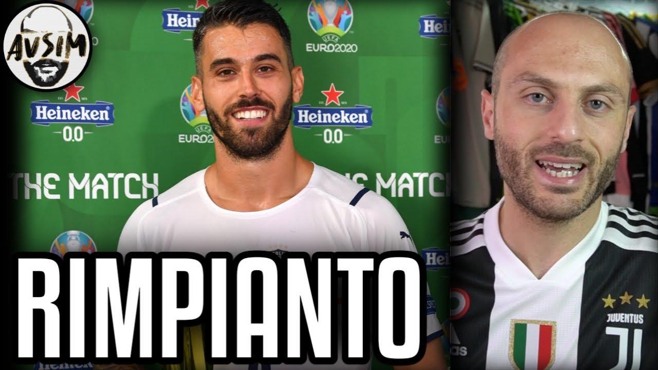 Perché la Juventus ha sbagliato a cedere Spinazzola     Avsim Zoom