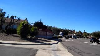 Chemtrails in San Diego CA - Rancho Bernardo