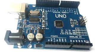 Arduino Uno R3 CH340 - USB 2.0 Driver