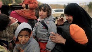 أخبار عربية   الصليب الأحمر: المدنيون يواجهون خيارات قاسية في #الموصل