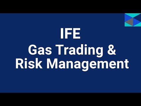 Gas Trading and Risk Management training course