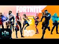 Rap de Fortnite 2 - Capitulo 2  (Temporada 11 Battle Royale) | Hat Black